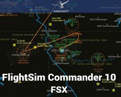 FlightSim Commander v10