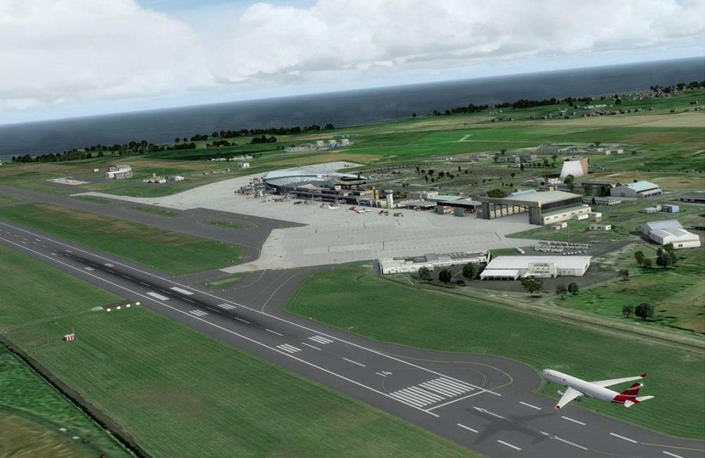 FSDG Mauritius Scenery for FSX/P3D by Aerosoft