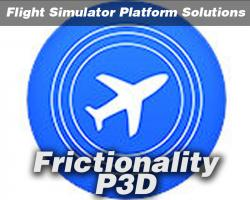 Frictionality (Runway Friction) Utility for Prepar3D
