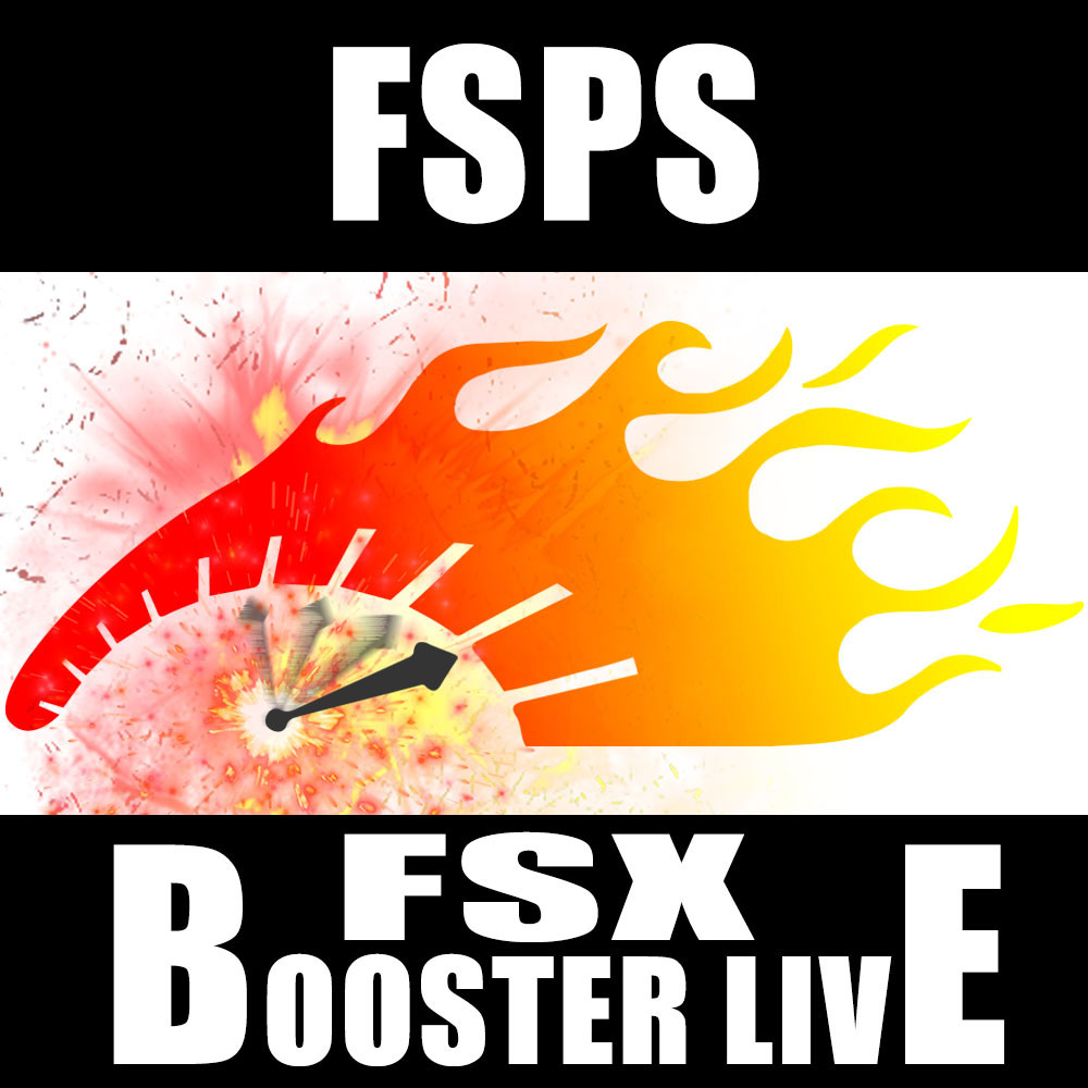 FSX Booster Live (FPS Performance Booster)