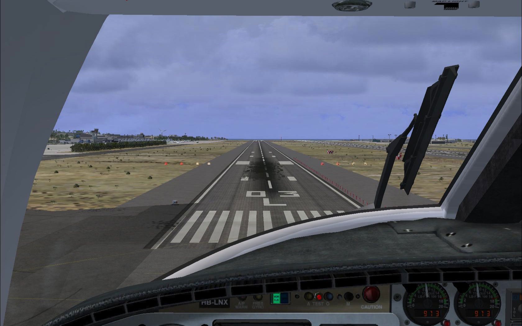 gran canaria airport  gclp  scenery for fsx by fly