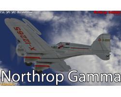 Icarusgold Northrop Gamma