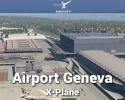 Airport Geneva Scenery for X-Plane