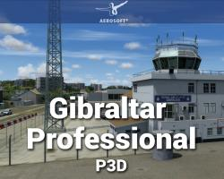 Gibraltar Professional Scenery for P3D