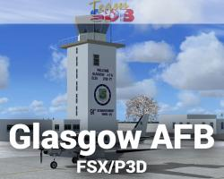 Glasgow AFB Scenery