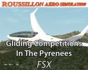 Gliding Competitions In The Pyrenees Missions for FSX