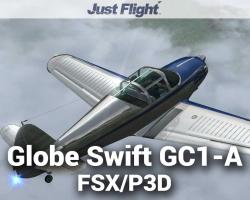 Aeroplane Heaven Globe Swift GC1-A