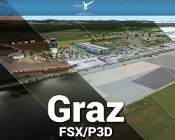 Graz Scenery for FSX/P3D