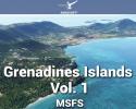 Grenadines Islands Vol. 1 Scenery for MSFS