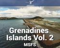 Grenadines Islands Vol. 2 Scenery for MSFS