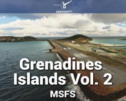 Grenadines Islands Vol. 2 Scenery