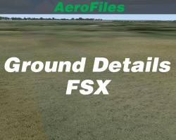 Ground Details for FSX