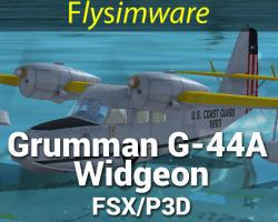 Grumman G-44A Widgeon