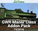 GWR Manor Class Add-on Pack for TS2016