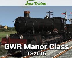 GWR Manor Class for TS2016