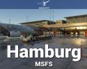 Hamburg Airport (EDDH) Scenery for MSFS