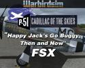 """Happy Jack's Go Buggy, Then and Now"": The P-51D Mustang Cadillac of the Skies Series"