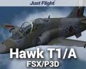 Hawk T1/A Advanced Trainer for FSX/P3D