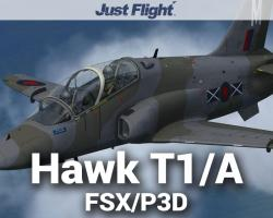 Hawk T1/A Advanced Trainer for FSX/P3D