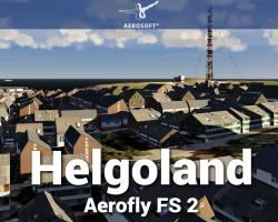 Helgoland Scenery for Aerofly FS 2