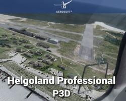 Helgoland Professional Scenery for P3D