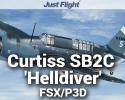 Aeroplane Heaven Curtiss SB2C 'Helldiver' for FSX/P3D