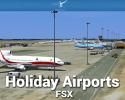 Holiday Airports Scenery for FSX
