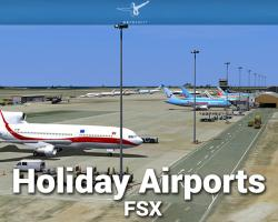 Holiday Airports Scenery