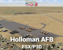 Holloman AFB for FSX/P3D