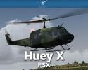 Huey X for FSX