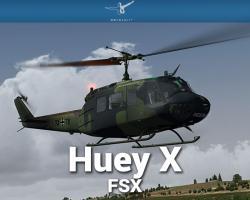 Huey X