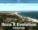 Ibiza X Evolution Scenery for FSX/P3D