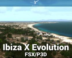 Ibiza X Evolution Scenery