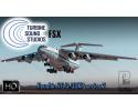Ilyushin 76 Soloviev D-30 Pilot Edition Sound Pack for FSX/P3D
