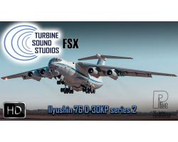 Ilyushin 76 Soloviev D-30 Pilot Edition Sound Pack