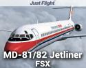 JF MD-81/82 Jetliner for FSX