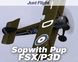 (Rara-Avis Sim) Sopwith Pup for FSX/P3D