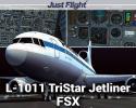 L-1011 TriStar Jetliner for FSX