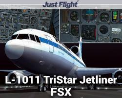 L-1011 TriStar Jetliner