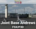 Joint Base Andrews Scenery for FSX/P3D