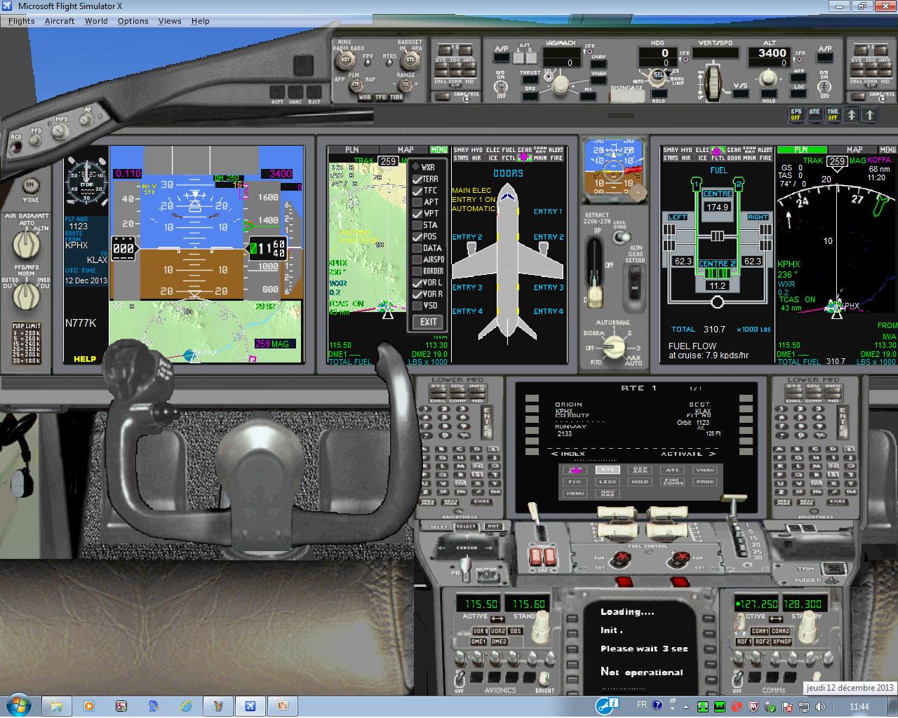 Pmdg Boeing 747