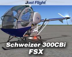 Flying Club Schweizer 300CBi