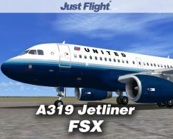 A319 Jetliner
