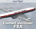 Just Flight Comet Jetliner for FSX