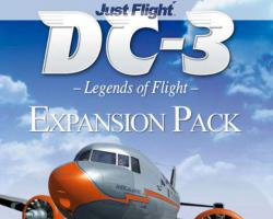 DC-3: Legends of Flight Expansion Pack