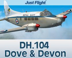 DH.104 Dove & Devon