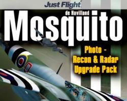 Mosquito Photo-Recon & Radar: Upgrade Pack B