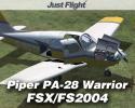 Flying Club Piper PA28-161 Warrior for FSX/FS2004