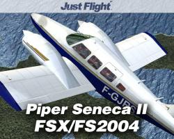 Flying Club Piper PA 34-200T Seneca II