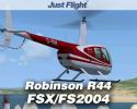 Flying Club Robinson R44 Helicopter for FSX/FS2004